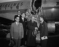 [Sanroku Izumiyama, California, October 7, 1955]