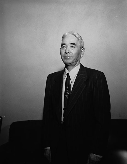 For Three Quarters Of California >> Yoshitada Yoshino Three Quarter Portrait California November 21