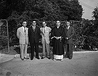 [Daiei Nagata, California, 1955]