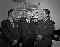 [Dr. Kinoshita, City of Hope, January 18, 1950]