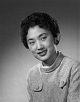 [Miss Kiku Moriwaki : Pan America, February 1, 1958]