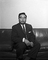 [Reverend Kenryu Takashi Tsuji, California, June 1959]