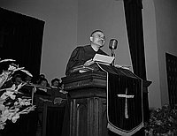 [Tribute to Reverend Sohei Kowta at Union Church, Los Angeles, California, November 6, 1950]