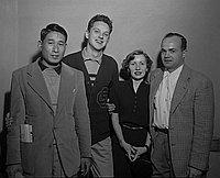[Ping pong, November 20, 1950]