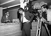 [Television interview of Saburo Kido, California, July 1962]