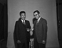 [UCLA-USC Thanksgiving Eve Ball, Los Angeles, California, October 10, 1963]
