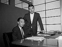 [Seibu department, California, 1963]
