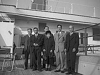 [Nishimura group, November 1950]