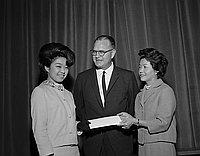 [JACL scholarship awards, California, January 1964]
