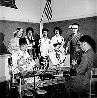 [Cambria Adult School, Los Angeles, California, June 1964]