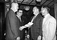 [Gardena Gardeners Association at Ti Ping, California, July 21, 1964]
