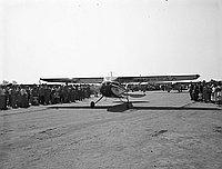 [Air race take off, California, ca. 1950-1964]