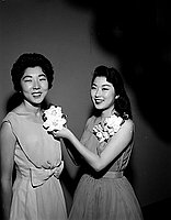 [Nisei Week at Park Manor, California, ca. 195-]