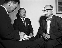 [Takuichi Ernest Fukuda interview, Los Angeles, California, April 19, 1966]