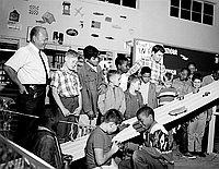 [Dave Nakagawa, Director of Boys Club of Pasadena, Pasadena, California, November 25, 1966]