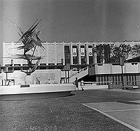 [Los Angeles County Art Museum, Los Angeles, California, 1966]