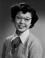 [Mariko Iwamoto, January 5, 1951]