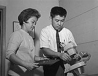 [Henry Yamada jewelry, California, December 1967]