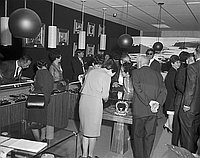 [Haosuko Gem and Pearl Company opening at Kajima Building, Los Angeles, California, March 17, 1968]