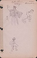 Amateur show, Lordsburg, 6-5-43 : Okinawa dance