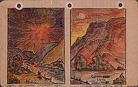 Sunrise  Rio Grande, Colorado, 6-6-42
