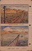 Nevada Desert, 6-5-42