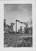 [Smokestack, Rohwer, Arkansas, ca. 1943-1945]