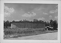 [Water tank, Rohwer, Arkansas, 1942-1945]