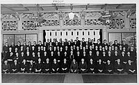 [Buddhist Churches of America ministers and lay representatives meeting, February 19-21, 1941]