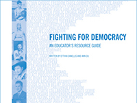 Fighting for Democracy Educators Guide