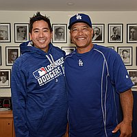 DODGERS MANAGER DAVE ROBERTS TO SPEAK AT JAPANESE AMERICAN