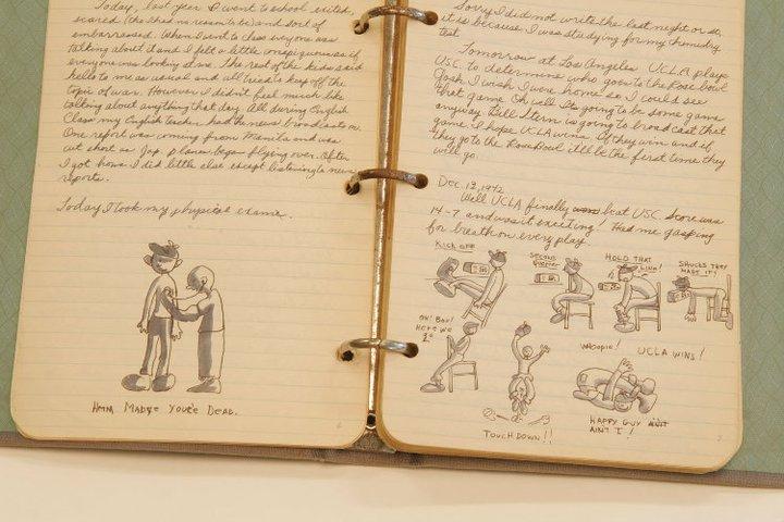Stanley Hayami diary
