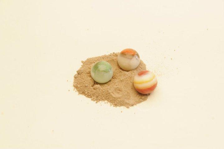 Toru Saito marbles