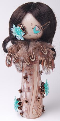 Zombuki Spirit by Brigitte Coovert