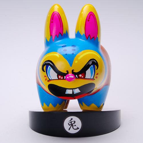 Hyperactive Shaolin Rabbit by Jerome Lu