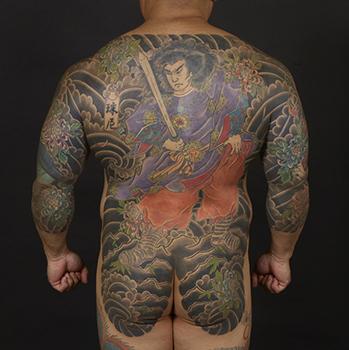 Tattoo by Junii