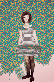 STRIPE TEASE (2009) by Tam Tran