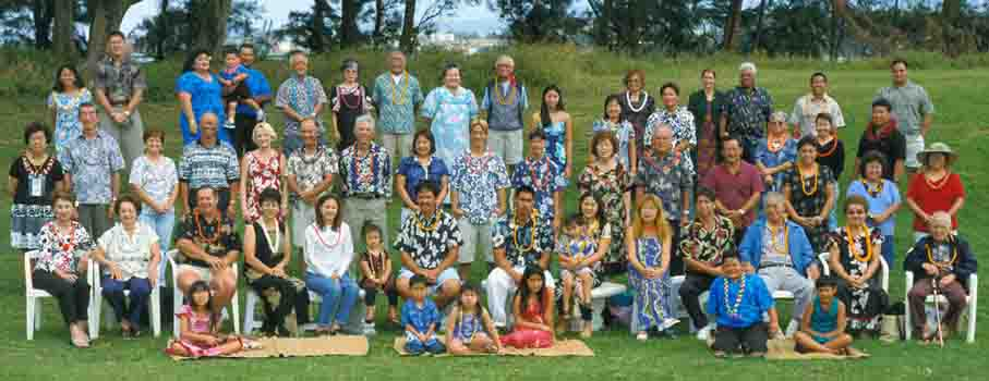 Six Generations of a Japanese American Family