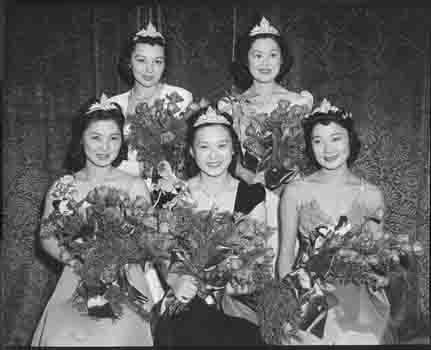 Tournament of Roses Japanese Central Association Court, 1941