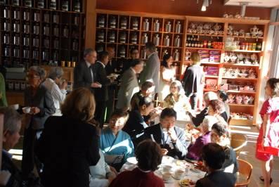 Chado Tea Room | Living Flowers: Ikebana and Contemporary Art ...