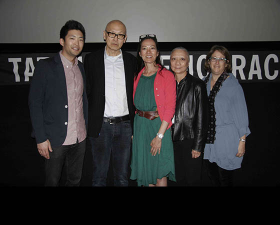 The Joy Luck Club screening Q&A
